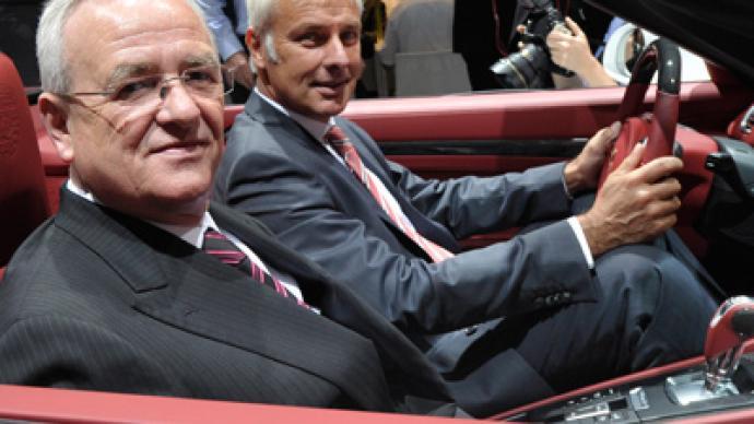 Volkswagen to fully takeover Porsche