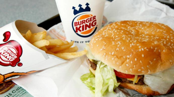VTB and Burger King team up to promote fast food in Russia