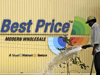 Walmart eyes Hong Kong $4bn supermarket chain