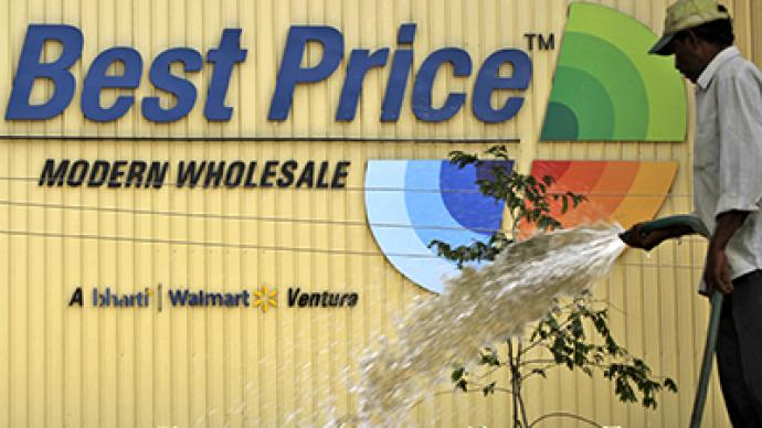 India probes Wal-Mart lobbying practices