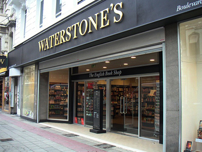 Waterstone's sold to Mamut fund for £53 million