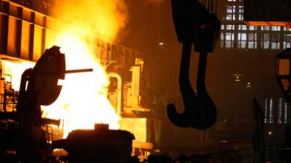 Scrap metal markets steeled against crisis