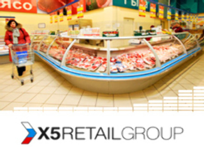 X5 reports Net Profit of $161 million for 1H 2008