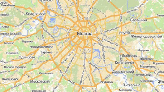 Moscow City to ditch Yandex and Google to map itself — RT Business on turkey maps, verizon maps, boeing maps, microsoft maps, belarus maps, terra maps, msn maps, ukraine maps, india maps, japan maps,