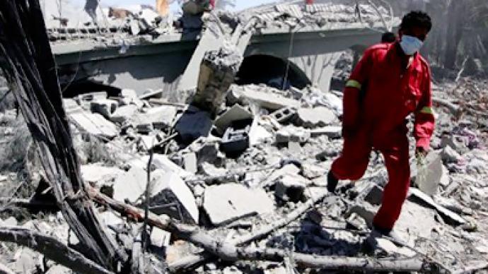 Tripoli claims 15 civilians killed in NATO airstrike