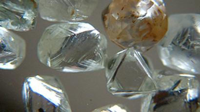 Diamond snack leads thief to forced X-ray