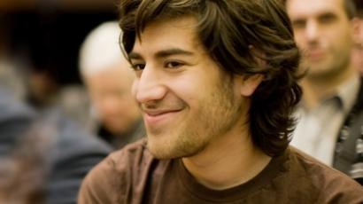 Aaron Swartz. (Image from en.wikipedia.org / photo by Fred Benenson)