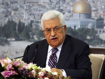 Abbas says he will seek full UN status for Palestinians