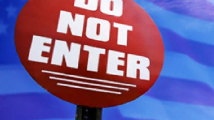 Abkhazian and South Ossetian officials denied U.S. visas