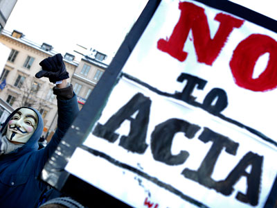 'End of the road' for ACTA in Europe as EC withdraws court appeal over treaty