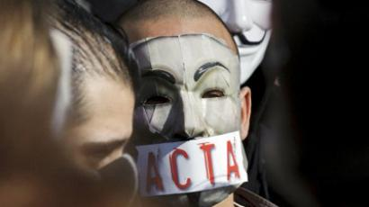 Alliance of Liberals and Democrats in EU parliament rejects ACTA