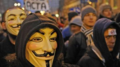 ACTA anger: Protesters hopeful as official resigns