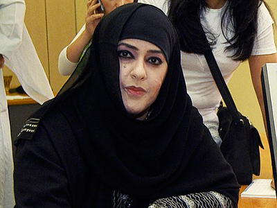 Kuwaiti woman activist suggests non-Muslim sex-slavery