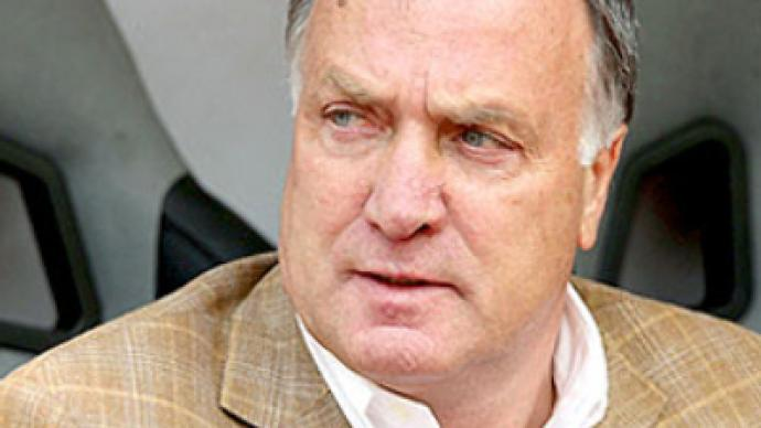 Advocaat's blunder could cost Zenit