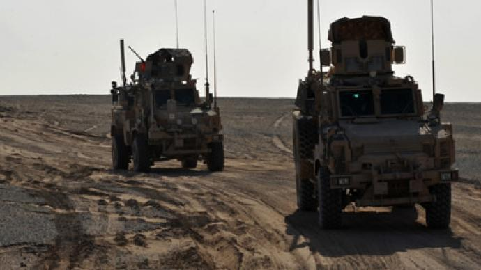 Highway robbery: US troops face Afghan bomb risk over contract fraud