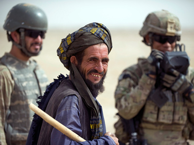 Controversial British plan to 'divide and rule' Afghanistan