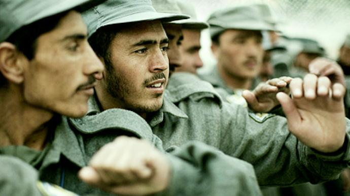 Afghan militia: loyalty for dollars