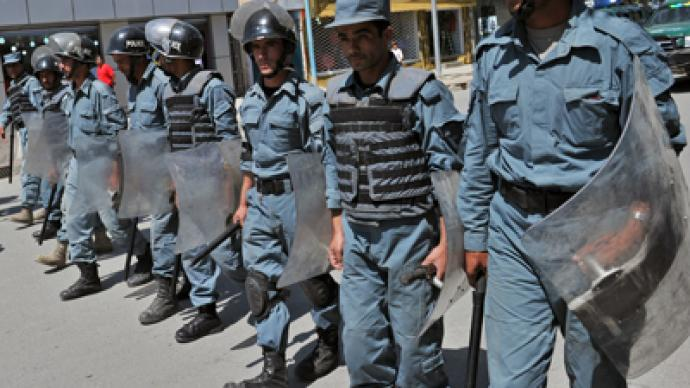 Man posing as Afghan policeman kills 11 officers