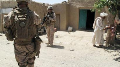 US lingering on Afghanistan's doorstep