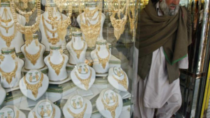 Treasure flight: Afghan's baffling gold exodus