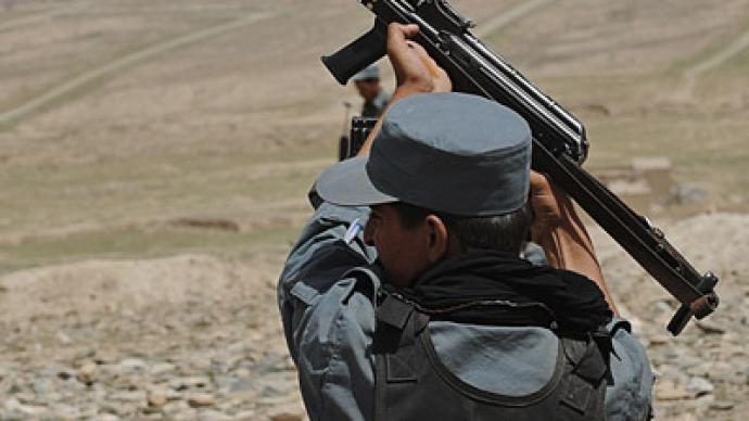Two British soldiers killed in southern Afghanistan by man in police uniform