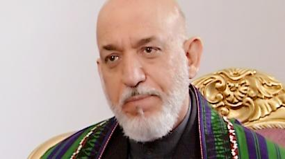 'No difference between giving money to Karzai govt and burning it'