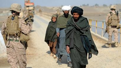 Afghan civilians: wrong place, wrong time