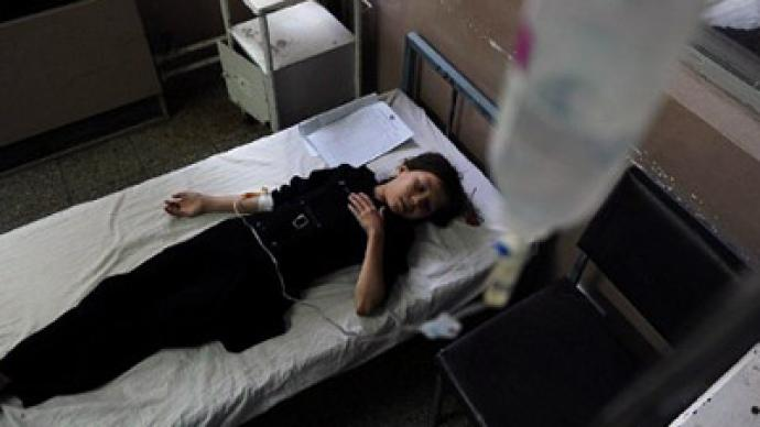 Afghan poisoning scares: Mass hysteria stemming from fear of the Taliban?