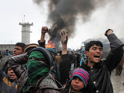 Koran burning: Taliban calls for revenge as Obama apologizes