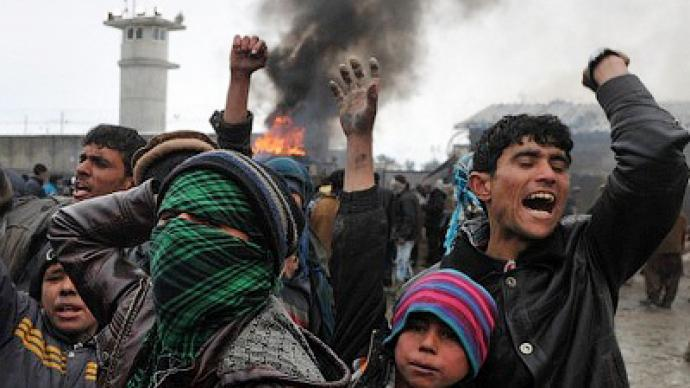 Afghan outrage over US Koran burning