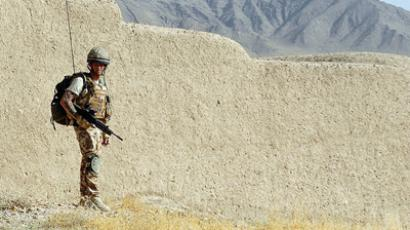 Afghan spy plan: Every soldier an informer