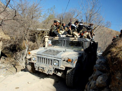 US starts negotiations with Taliban