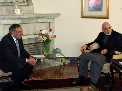 Taliban halts talks with US, Karzai wants security control a year earlier