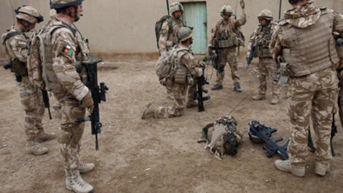 UK's Royal Marines join the ranks of shamed NATO troops in Afghanistan