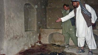 'War is hell': Brain damaged Iraq vet is Kandahar slayer?