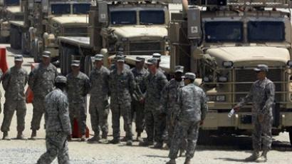 US clings onto Gulf with tens of thousands of troops in region