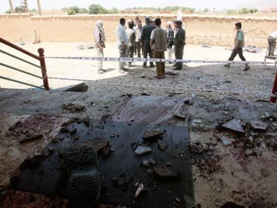 Over 20 killed as Afghan wedding blast targets key MP (PHOTOS)