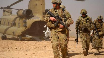 US to turn Afghanistan into its back garden