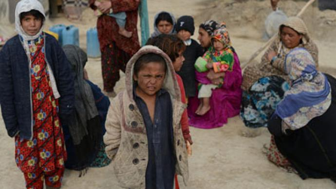 Insurgent violence against women, girls in Afghanistan jumps 20% - UN
