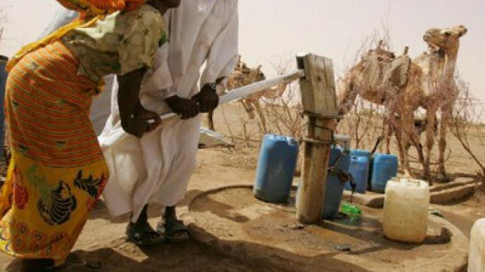 Blue gold: Africa's enormous secret water wealth