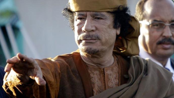 Gaddafi breaks peace plan conditions