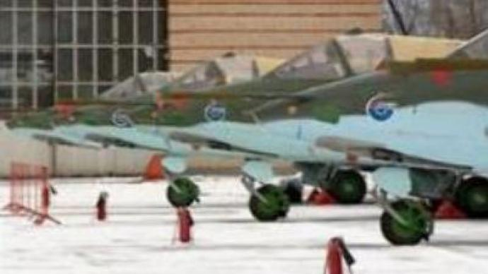 """Aged"" Russian planes to get reliable engine"