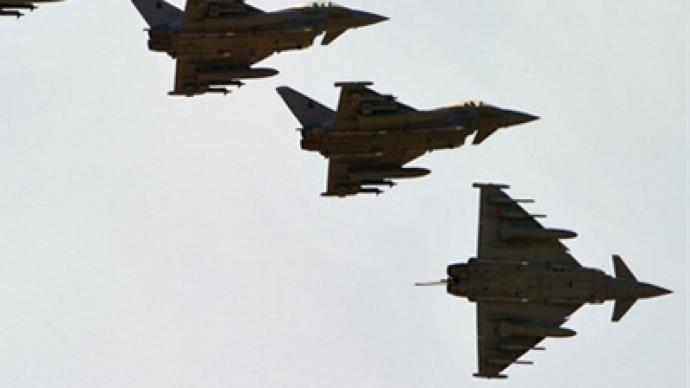 """Libyan air forces destroyed"" - British commander"