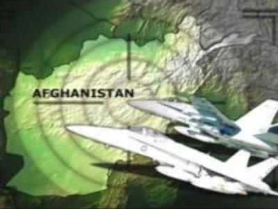 Air strikes in Afghanistan kill more than 60