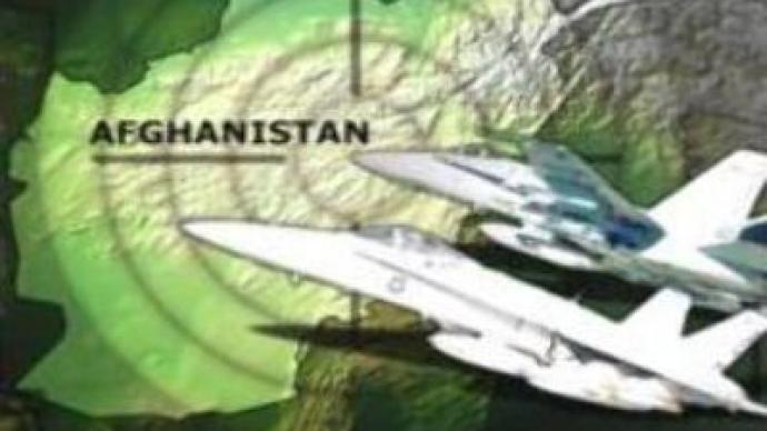 Air strikes in Afghanistan kill more than 60