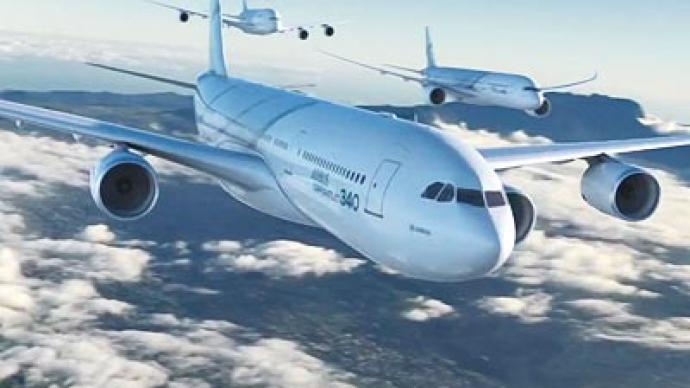 Future flights of fancy? Aircraft to flock like birds and choose an optimal route