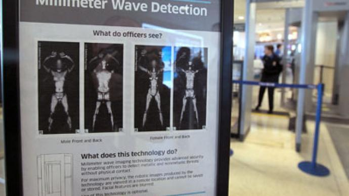 Controversial 'naked' scanners scrapped at Manchester Airport over cancer scare