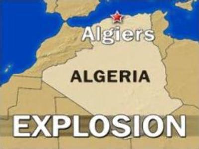 Al-Qaeda behind Algiers explosions