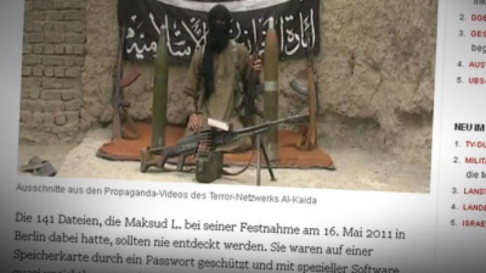 Porn files reveal Al-Qaeda master plan to terrorize Europe