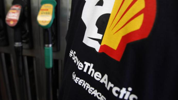 Drill cap scrap: Shell under fire for 'reckless' Arctic work
